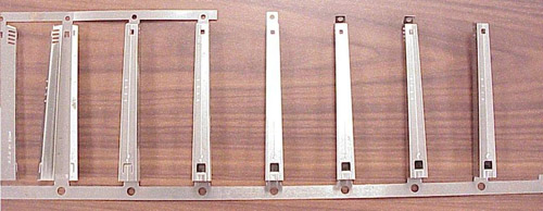 Progressive Metal Stamping of an Extension Body for the Recreational Industry
