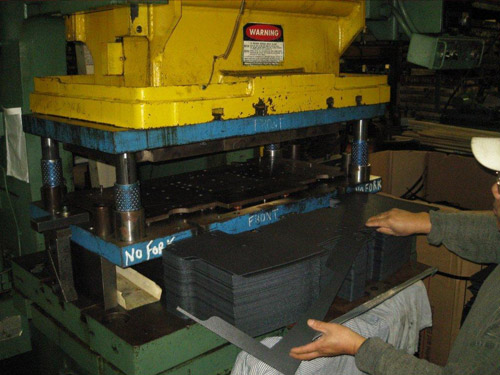 Plastic Stamping Machine Press