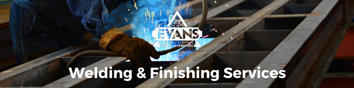 Evans Welding Finishing Services