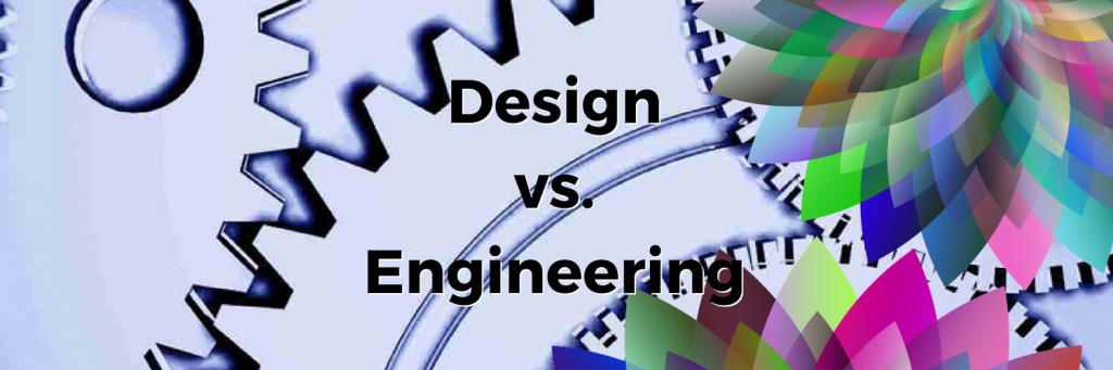 Design and Engineering aren't always on the same page, but they can work together.
